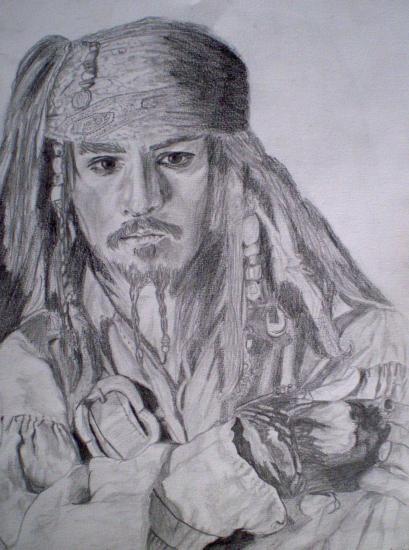 Johnny Depp par vsolenv